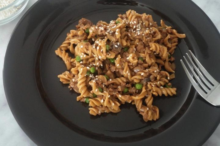 TVP chinese macaroni