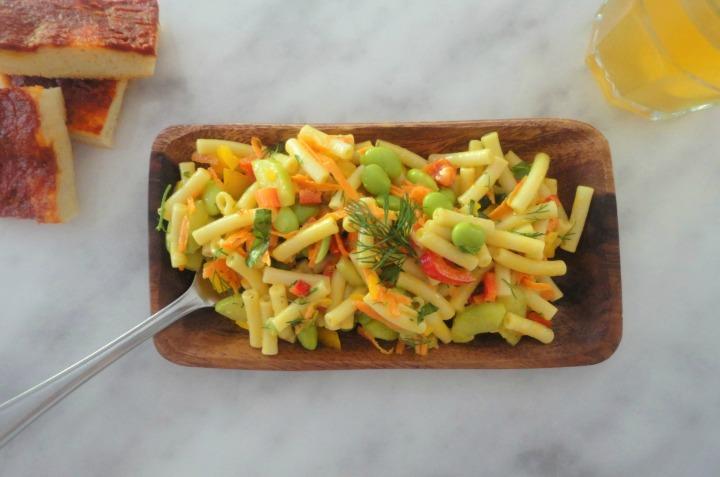 Salade de macaronis toutefraîche