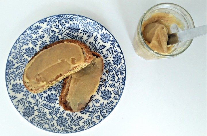 Beurre de pâted'amandes