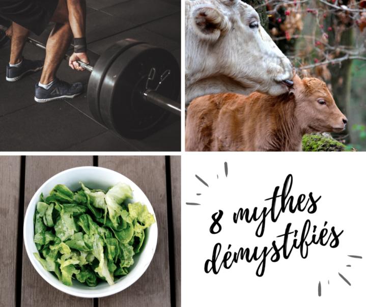 Végétalien – Mythes &réalités