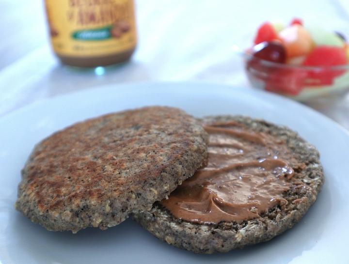 Petit pain de sarrasin et d'avoine – Cuisson aupoêlon