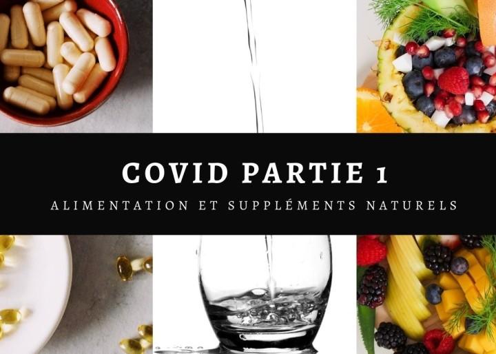 Partie 1 – Alimentation et supplémentsnaturels